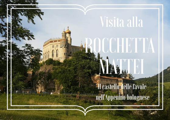 Visita alla ROCCHETTA MATTEI, il castello delle favole nell'Appenino bolognese