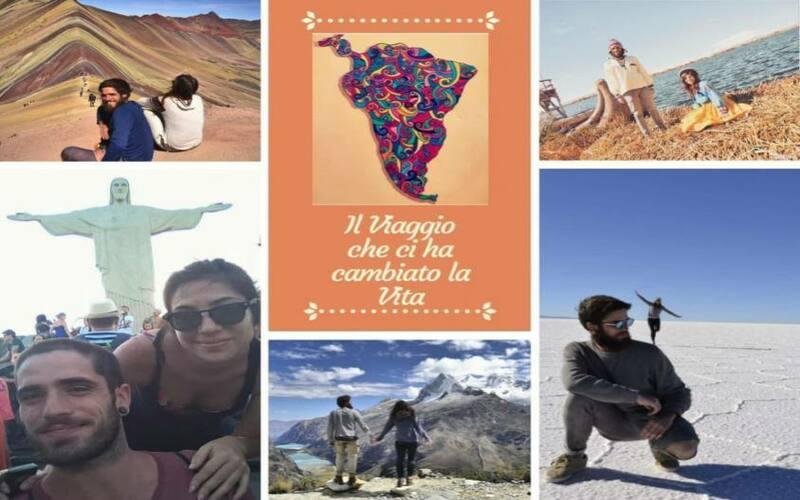 Copertina articolo il viaggio che ci ha cambiato la vita, ovvero il Sud America