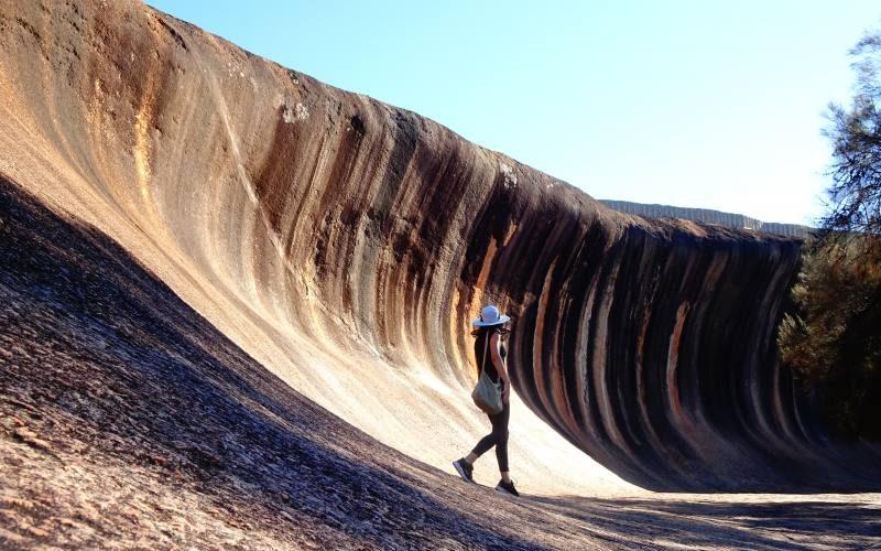 Foto simbolo di Wave Rock