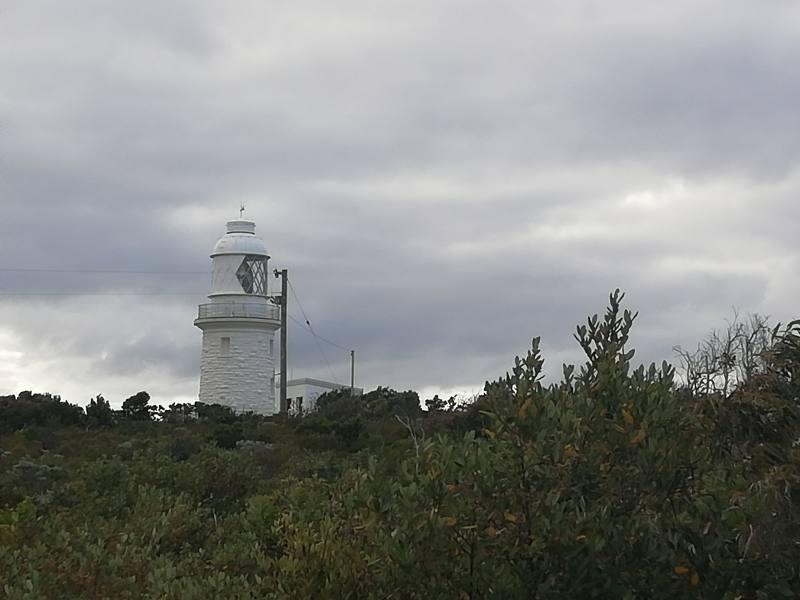 """Faro Cape Naturaliste Lightouse nel percorso """"Cape to Cape"""" di Margaret River"""