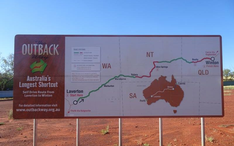 Australian Outback dating spettacolo