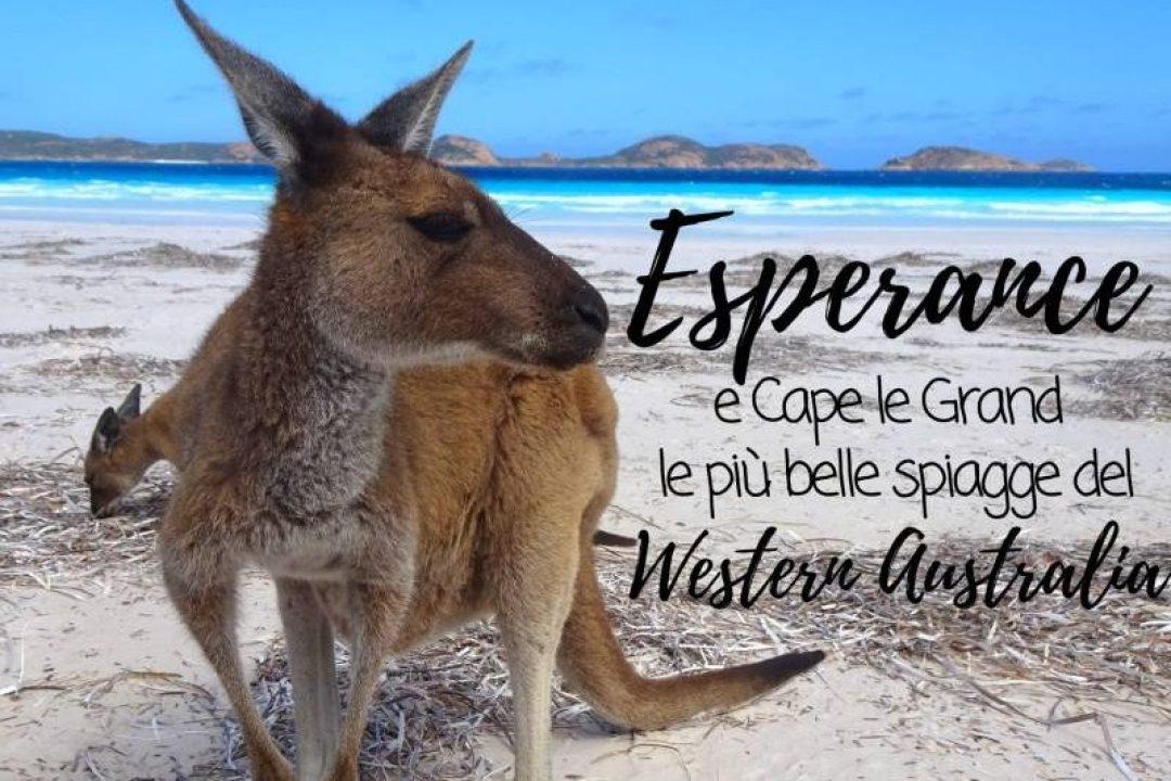 """Copertina articolo """"Fra Esperance e Cape Le Grand, le più belle spiagge del Western Australia"""""""