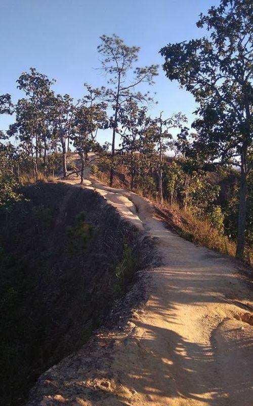 Trekking nella città di Pai in Thailandia