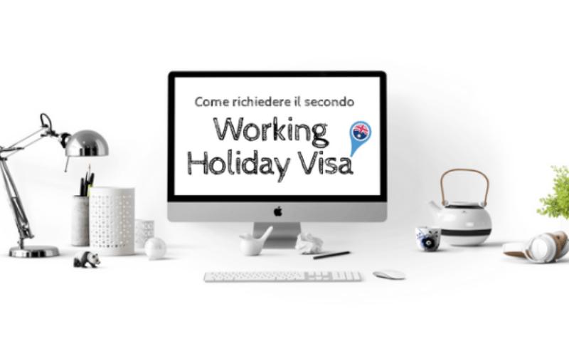 Come richiedere il SECONDO VISTO Working Holiday Visa per l'Australia