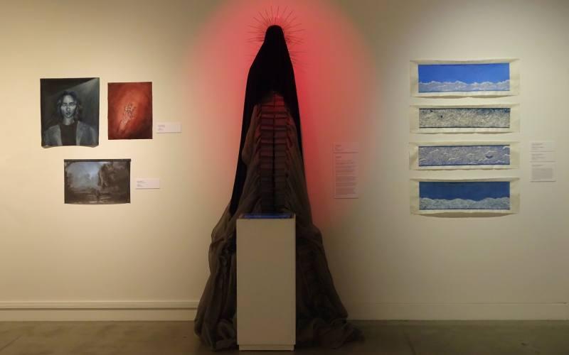 Esposizione permanente all'interno dell'Art Gallery di Launceston in Tasmania