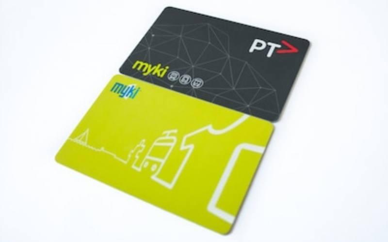 La myki Card, la carta dei trasporti di Melbourne
