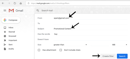 creating-email-filter-with-gmail