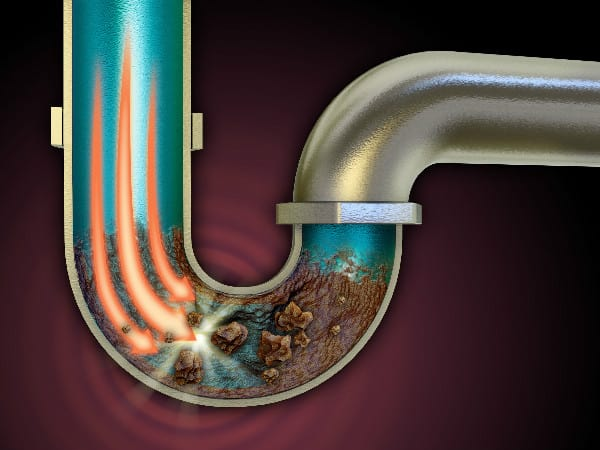 How To Unclog A Shower Drain With Chemicals