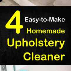 Sofa Fabric Cleaner Uk Cleaning Services Mumbai 4 Homemade Upholstery How To Clean Your Couch Or Car Seat With A Natural Diy