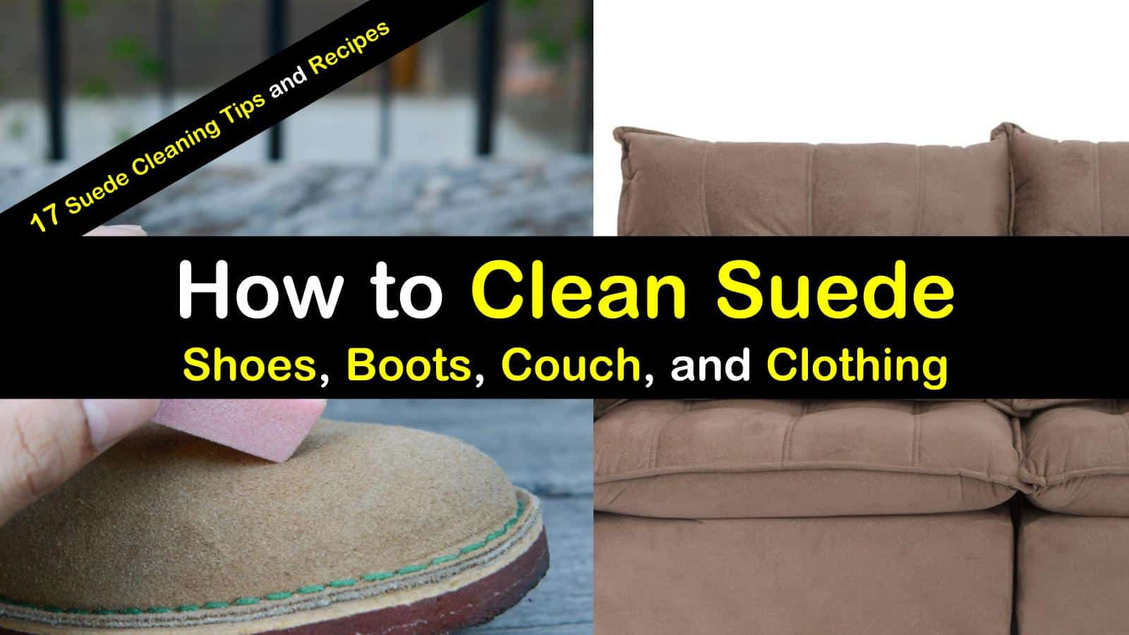 how to clean suede sofas at home sofa beds gumtree north london  shoes boots couch and clothing
