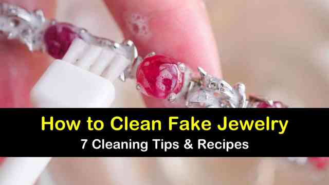 18 Fast & Easy Ways to Clean Fake Jewelry