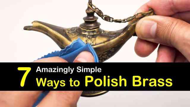 8 Amazingly Simple Ways to Polish Brass