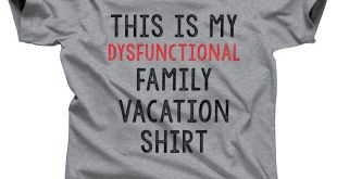 Family Vacation Shirt Ideas