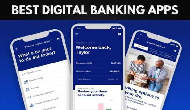 Best Digital Banking Apps in America
