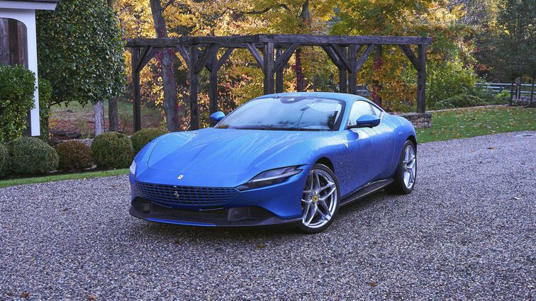 2021 Ferrari Roma first drive review: Good feel, bad touch