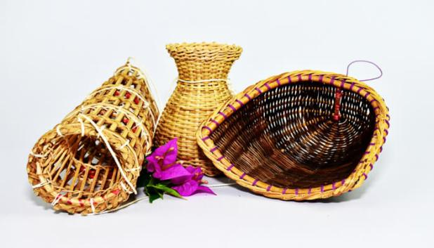 Bamboo object