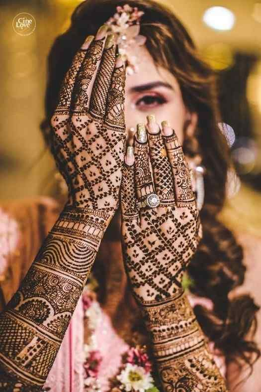 Bridal Mehendi Designs For 2020 Brides