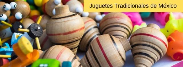 13 Juguetes Mexicanos Tradicionales