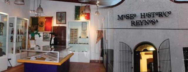 museo de historia de reynosa, lugar turistico de tamaulipas, mexico