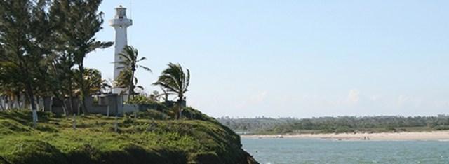 playa cazones, veracruz, mexico