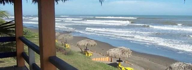 playa costa esmeralda, veracruz, mexico