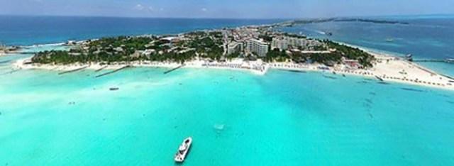 playa isla mujeres, mexico