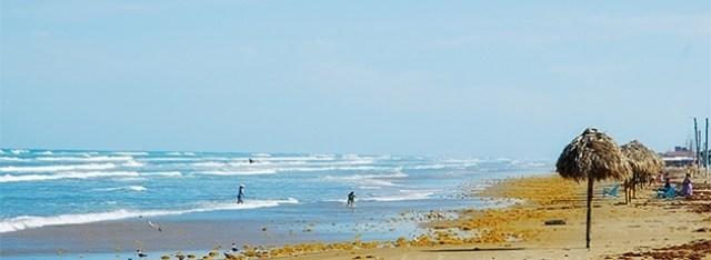 playa bagdad, lugar turistico, tamaulipas, mexico