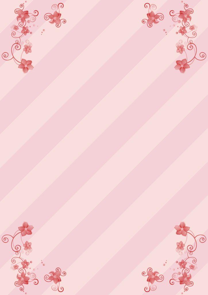 papel deco rosa