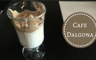 Cafe Dalgona