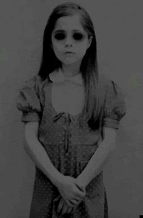 fantasma de niña