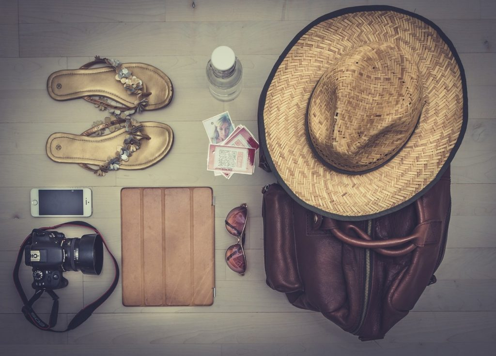 Travel beauty tip essentials