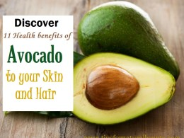 Health benefits of Avocado to your Skin and Hair