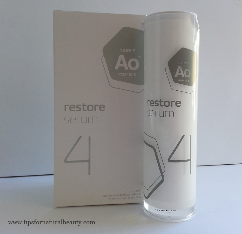 Ao Skincare Restore Serum 2