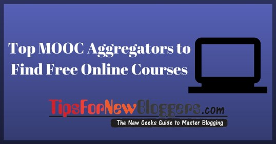 Top MOOC Aggregators to Find Free Online Courses