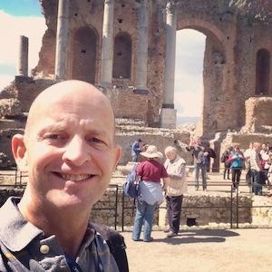 Greek Amphitheatre Taormina