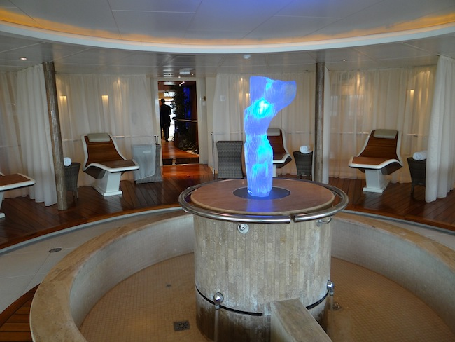 Seabourn Sojourn Spa