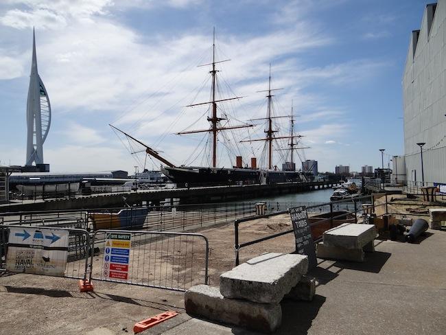 HMS Warrior - Portsmouth Historic Dockyard