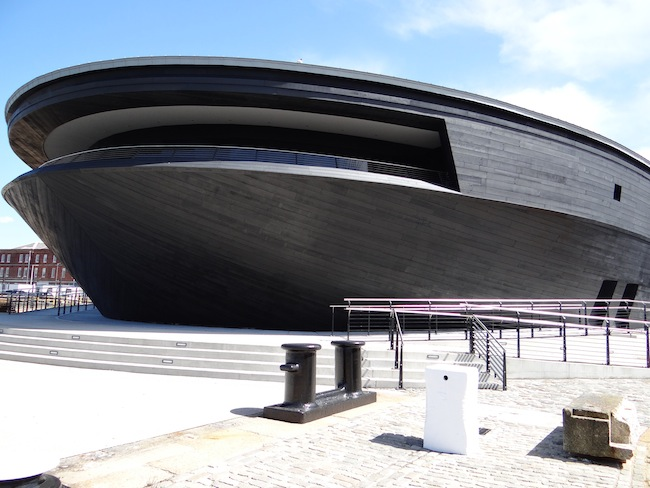 Mary Rose Museum - Portsmouth Historic Dockyard