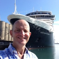 Gary Bembridge Tips for Travellers Holland America Nieuw Amsterdam