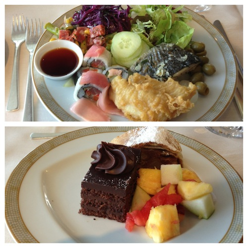 Silversea Silver Whisper Reviews The Food And My Foodporn