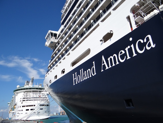 Holland America Nieuw Amasterdam