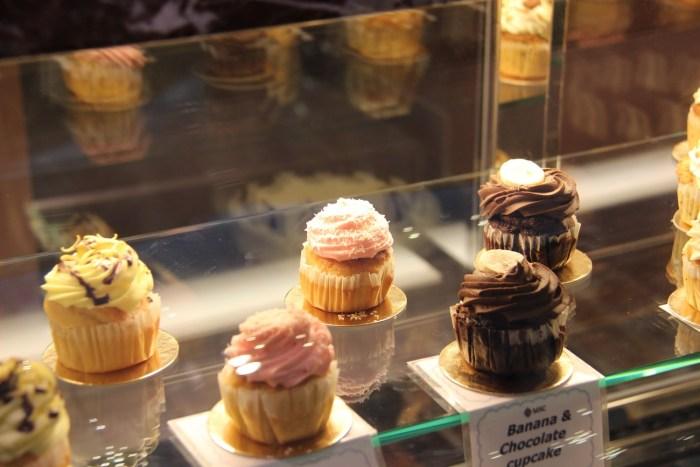 MSC Divina Piazza Del Doge Cakes