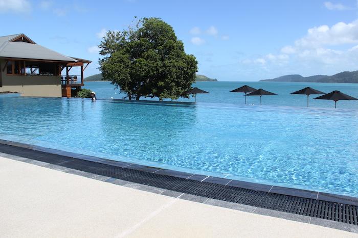 Qualia Resort Hamilton Island Main Pool