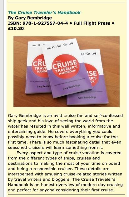 Cruise Travelers Handbook SpaWellness
