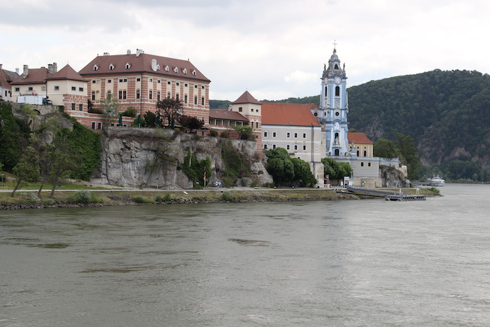 Durnstein on the Danube