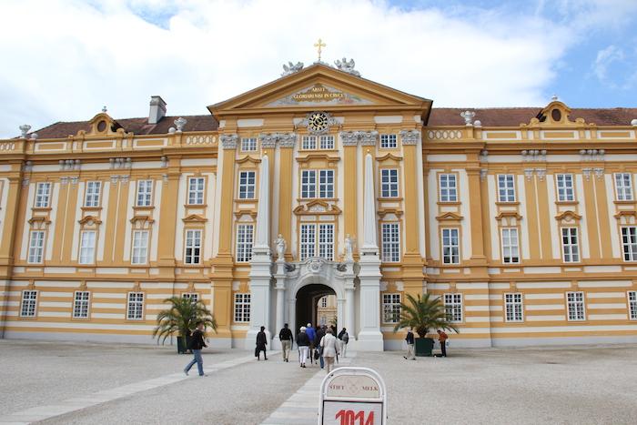 Melk Monastery Austria