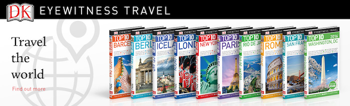 DK Eyewitness Travel Guides