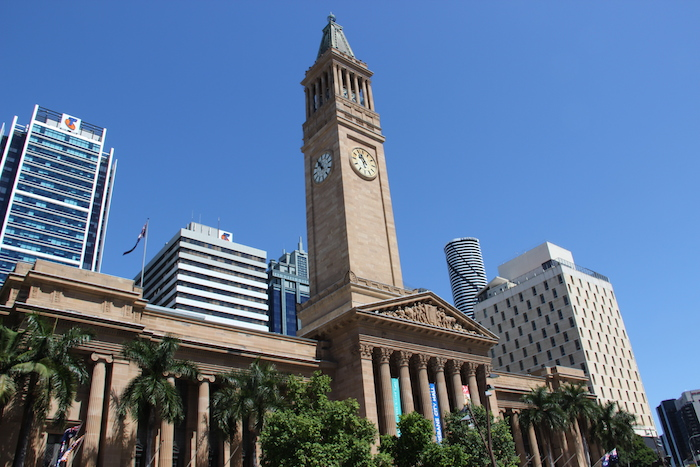 City Hall Brisbane Australia