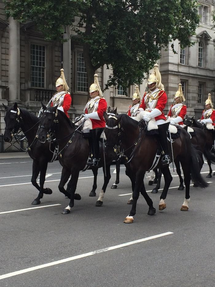 Horseguard Parade Whitehall
