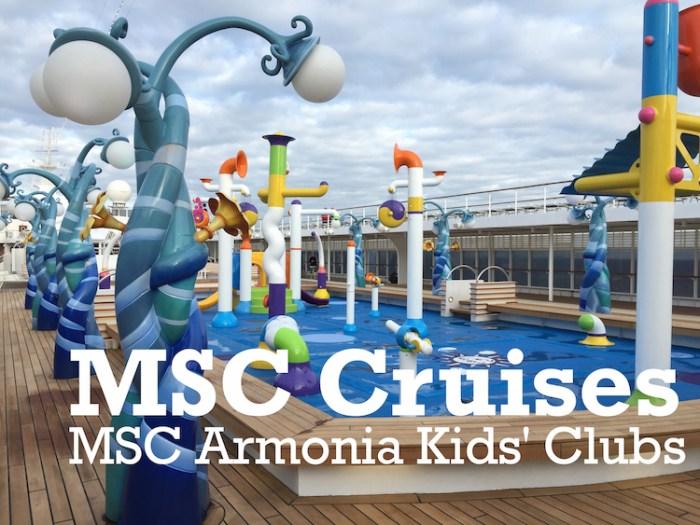 Armonia Kids Clubs